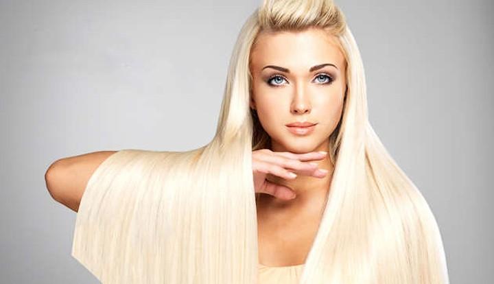 Процедуры для выпрямления волос